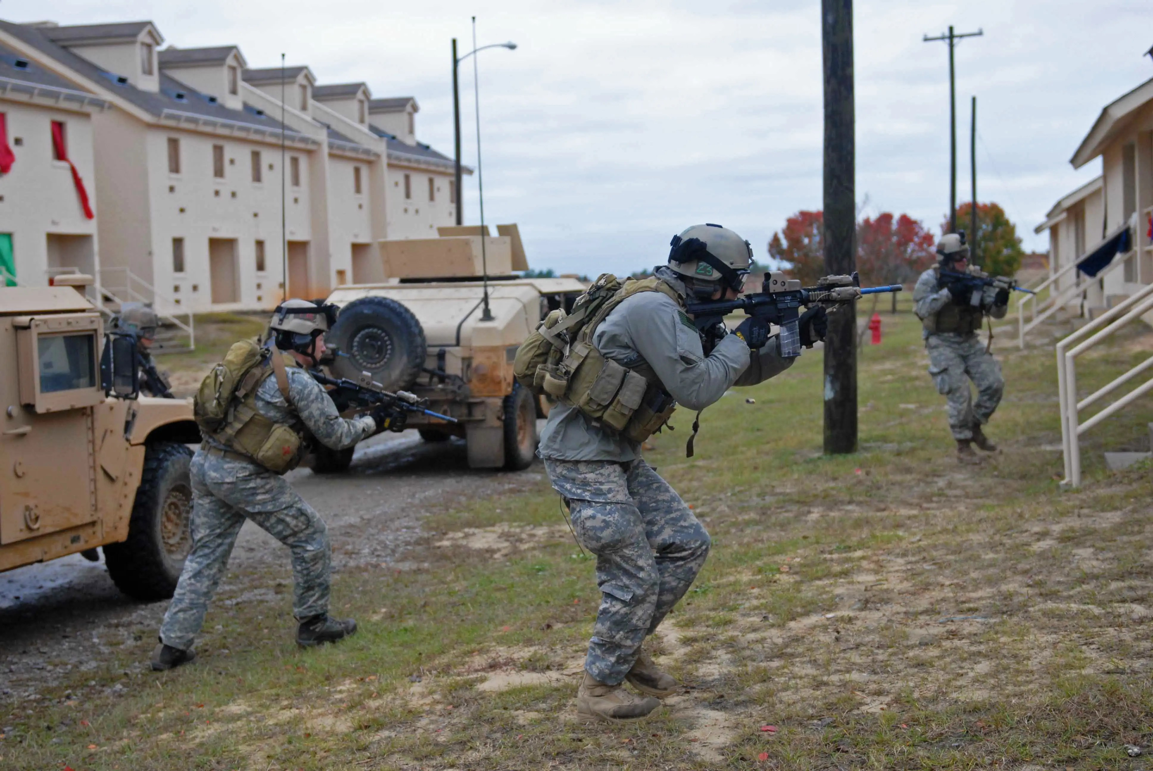 ... The US Special Forces will continue to train for the next fight ...