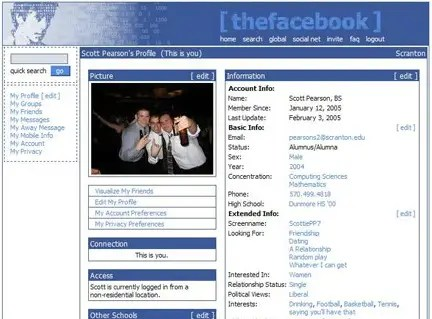 Before the News Feed launched, Facebook was essentially just a collection of disconnected profiles back in 2005.
