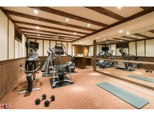 And space to work out.