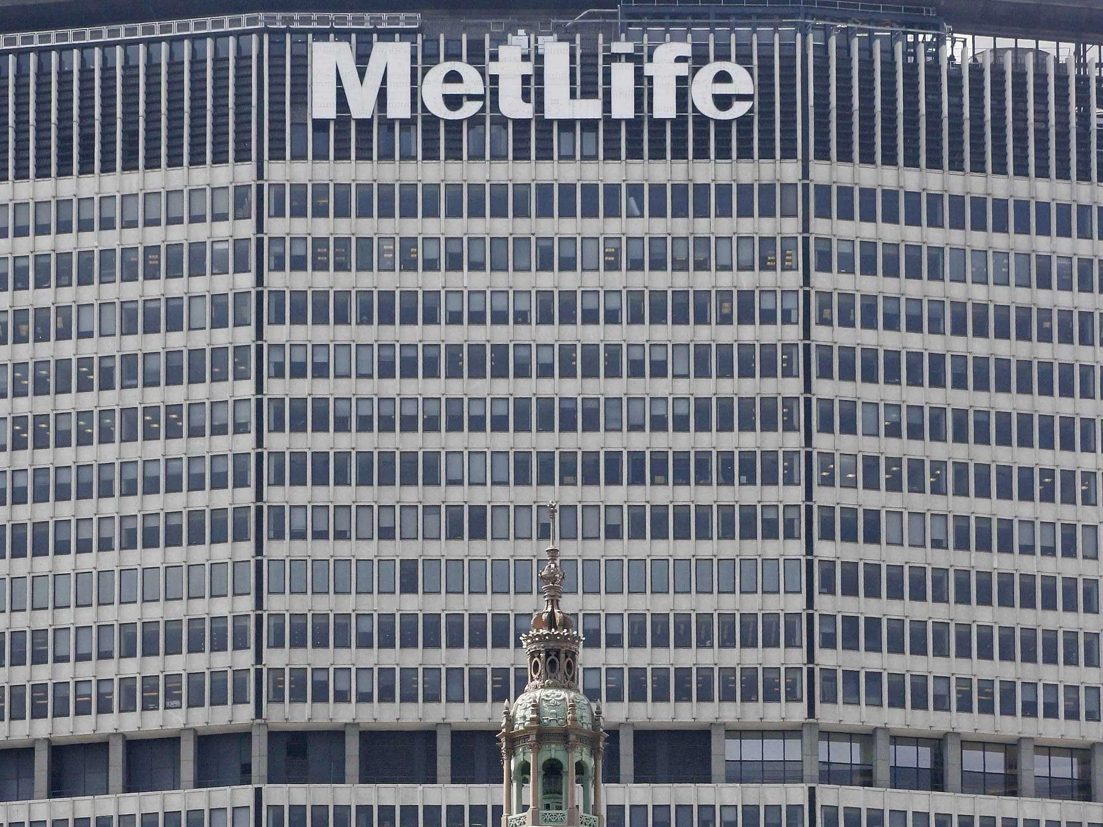 47. MetLife is held by 22 funds