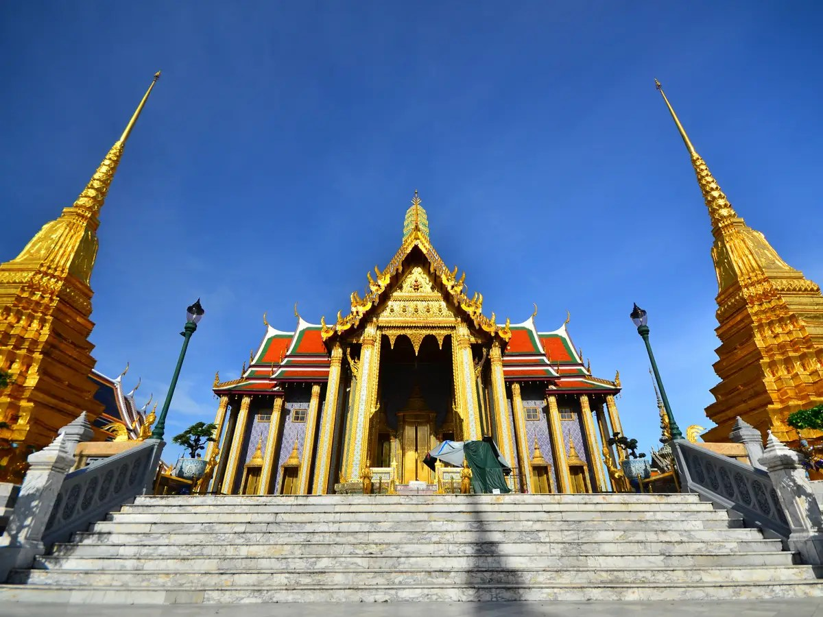 No. 3 Bangkok: 17.4 million international visitors