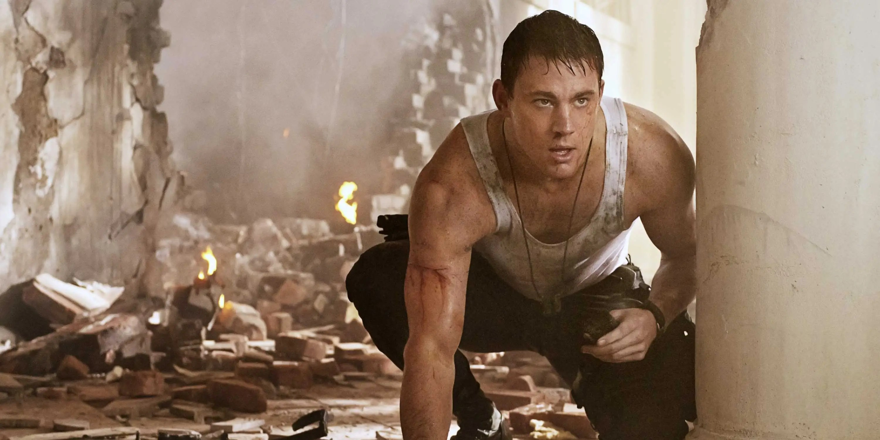White House Down Reviews Are Bad  Business Insider