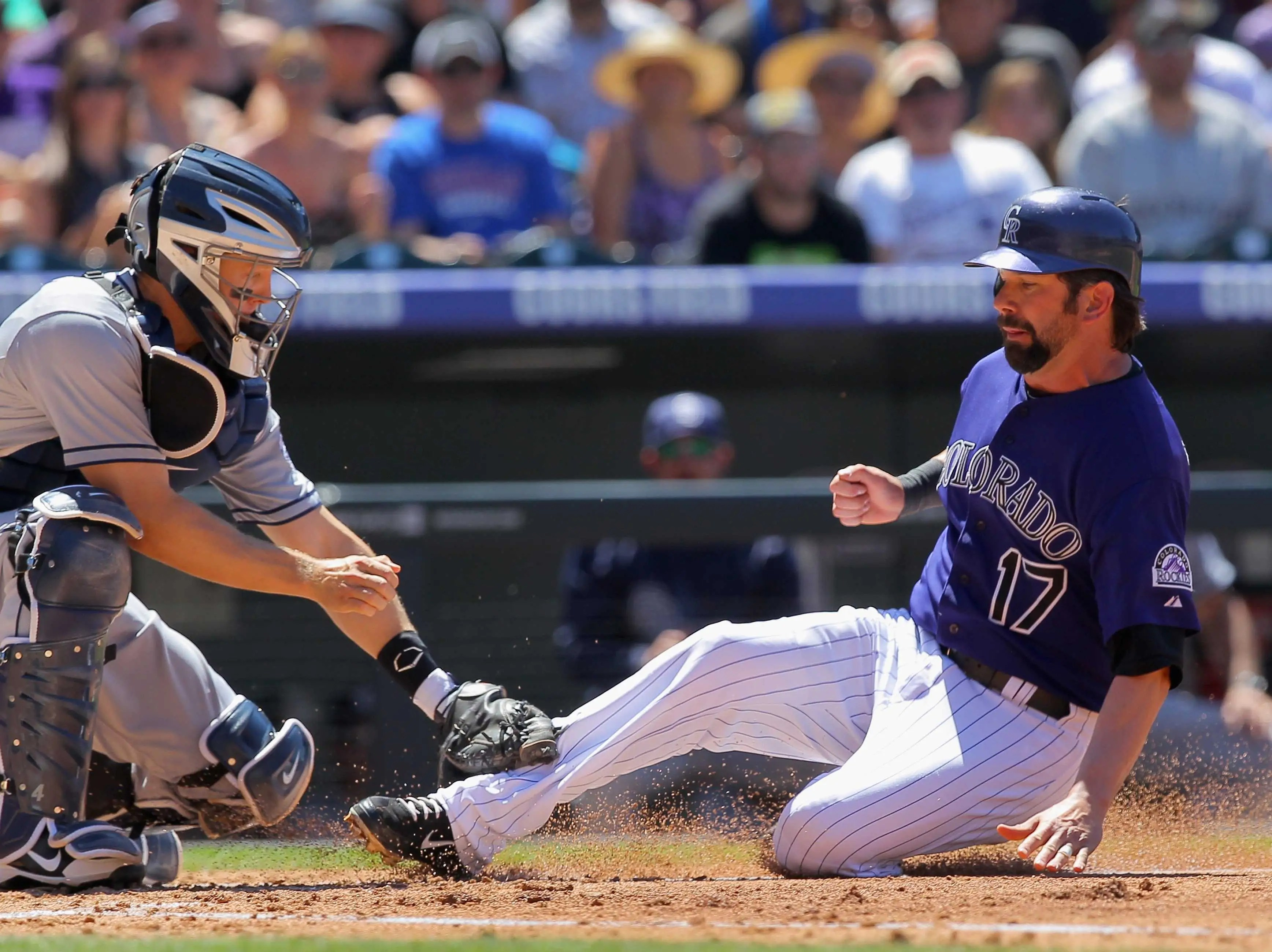 #21 Todd Helton, Colorado Rockies