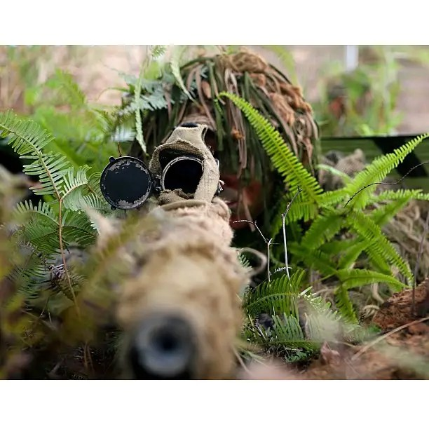 Ouch. Don't want to be on the receiving end of a Marine Corps sniper.