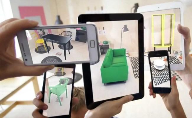 Ikea S 2014 Augmented Reality Catalog Business Insider