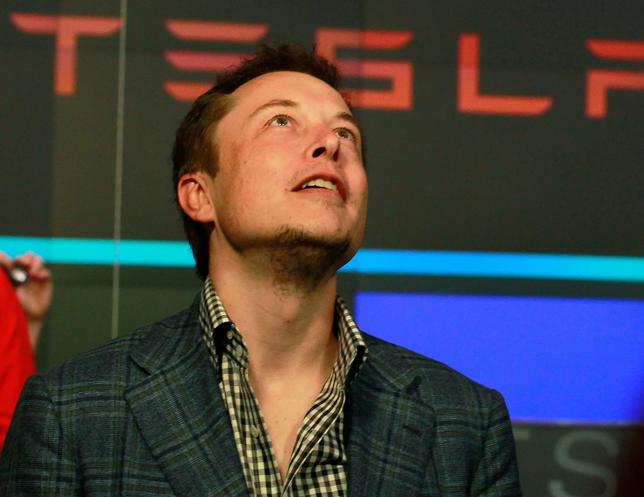 In 2008, with the financial crisis seriously limiting his options, Musk invested $40 million into Tesla and loaned them $40 million more to save the company from bankruptcy. Not coincidentally, he was named CEO of Tesla that same year.