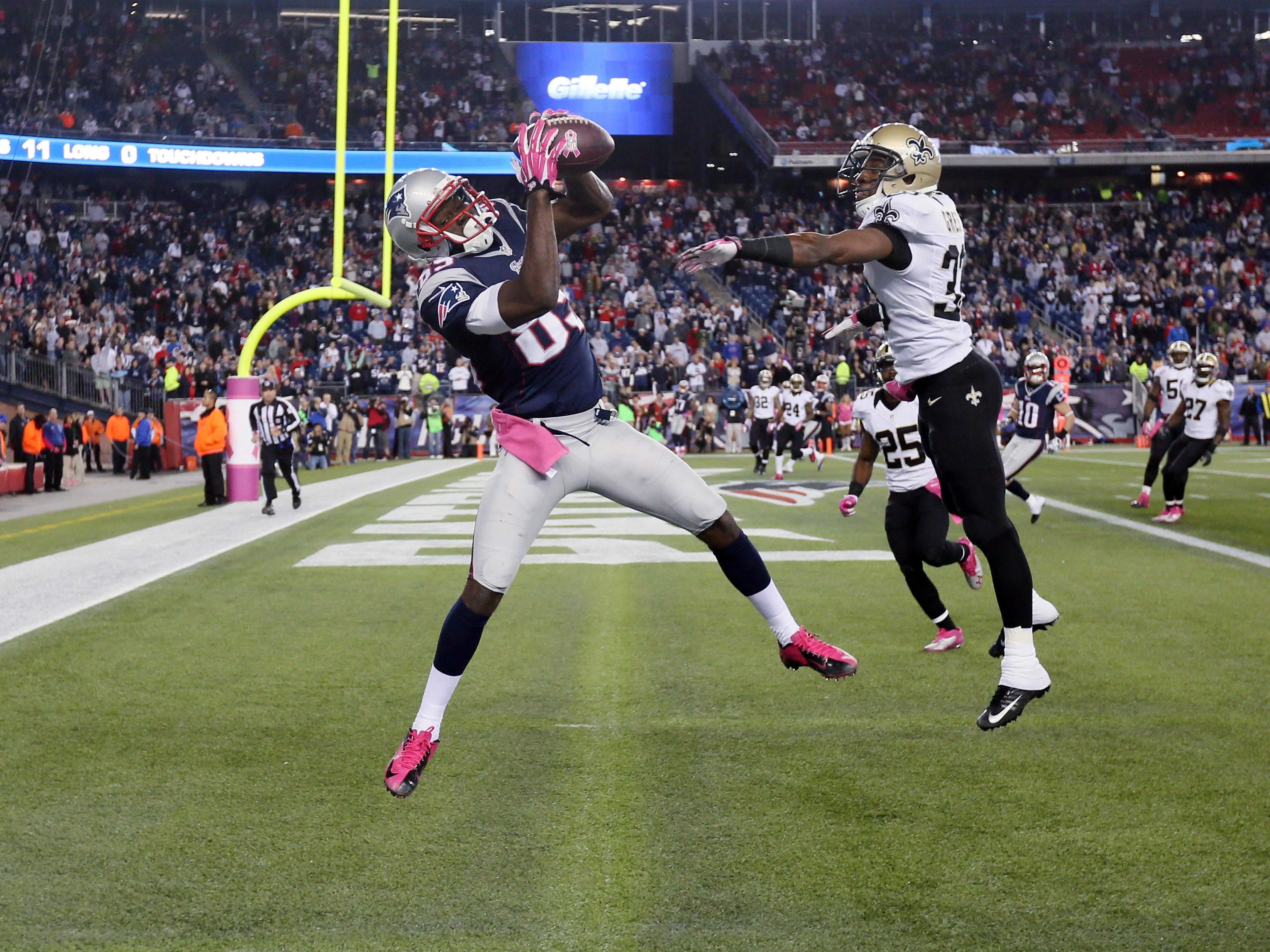 Patriots' 'unbelievable' Gamewinning Touchdown Drive Was