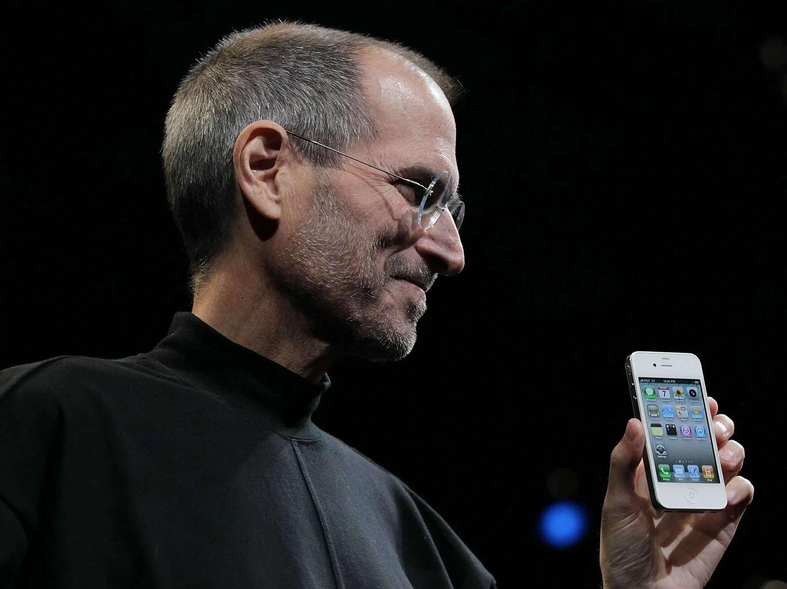 Steve Jobs despised people copying his ideas.