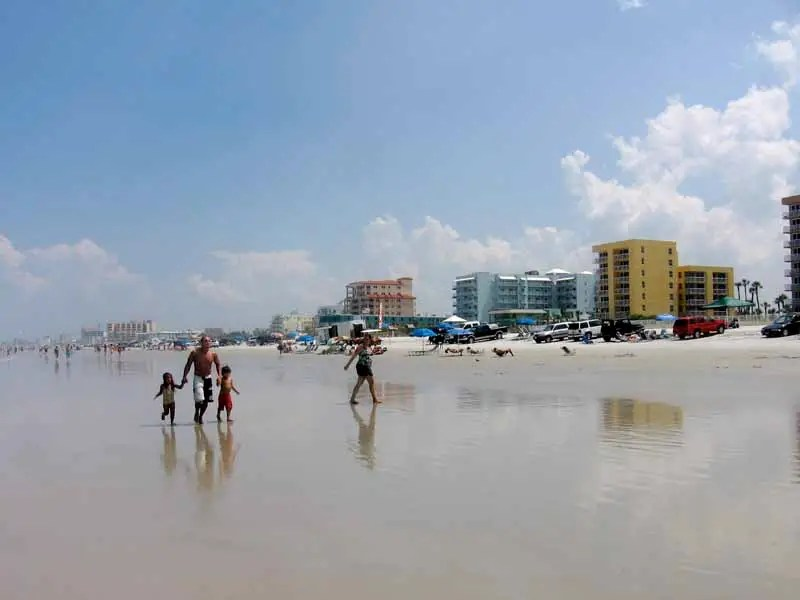 New Smyrna Beach, Florida is perfect for year-round outdoor living.