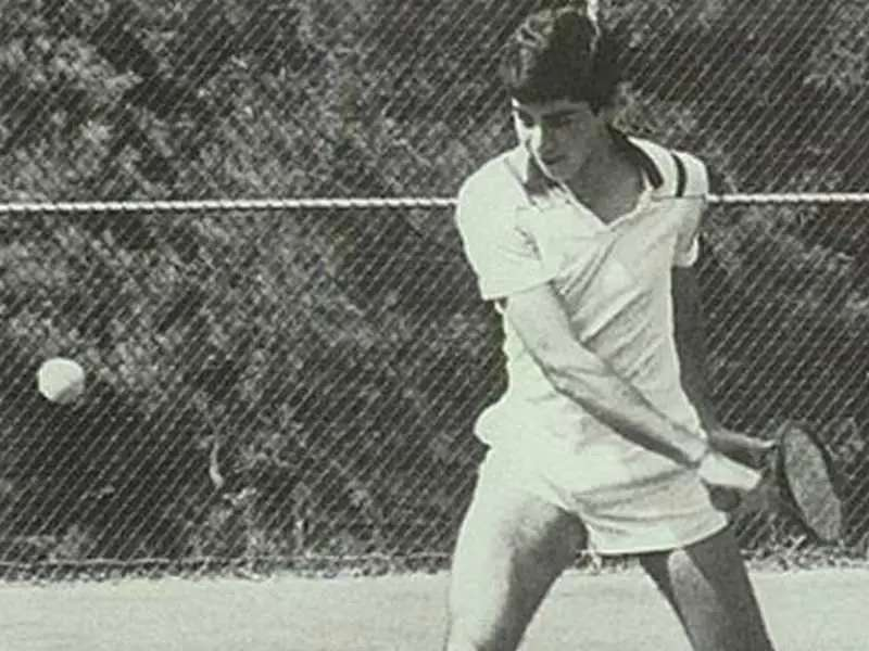 Bill Ackman circa 1984