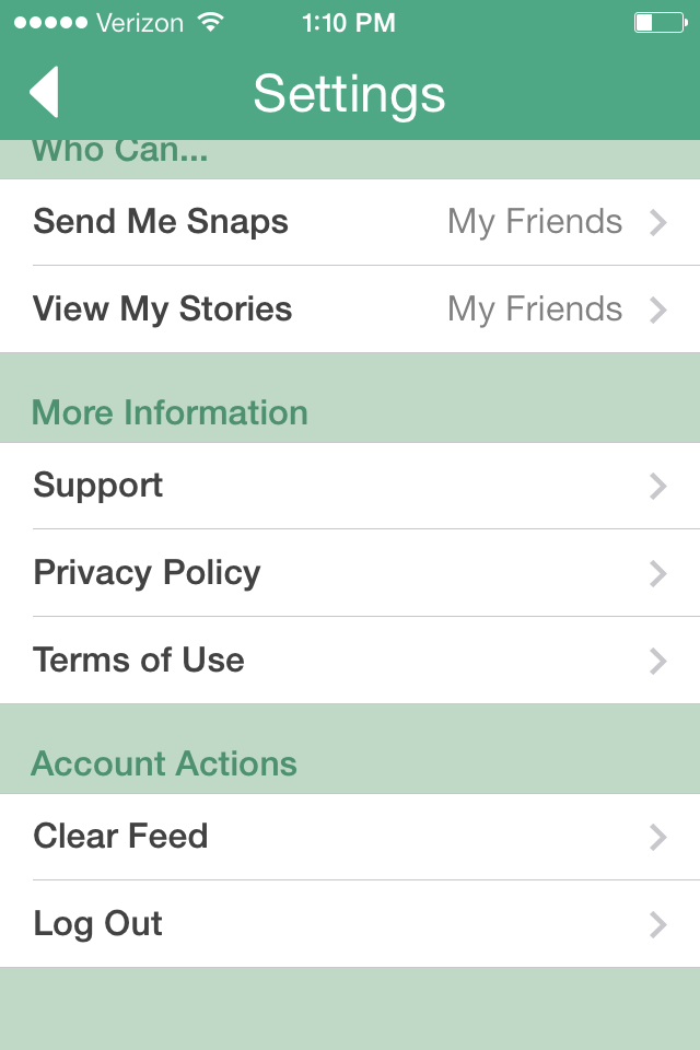 how to delete your snapchat account instantly