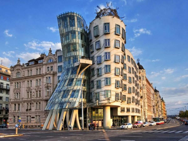 Dancing House Czech Republic