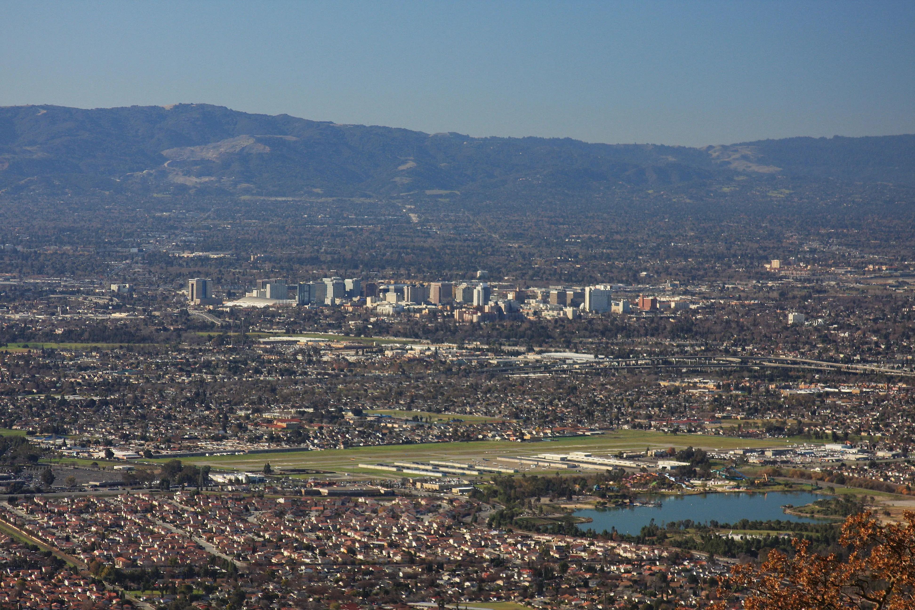 15 (tie). San Jose, California: 47.01 hours