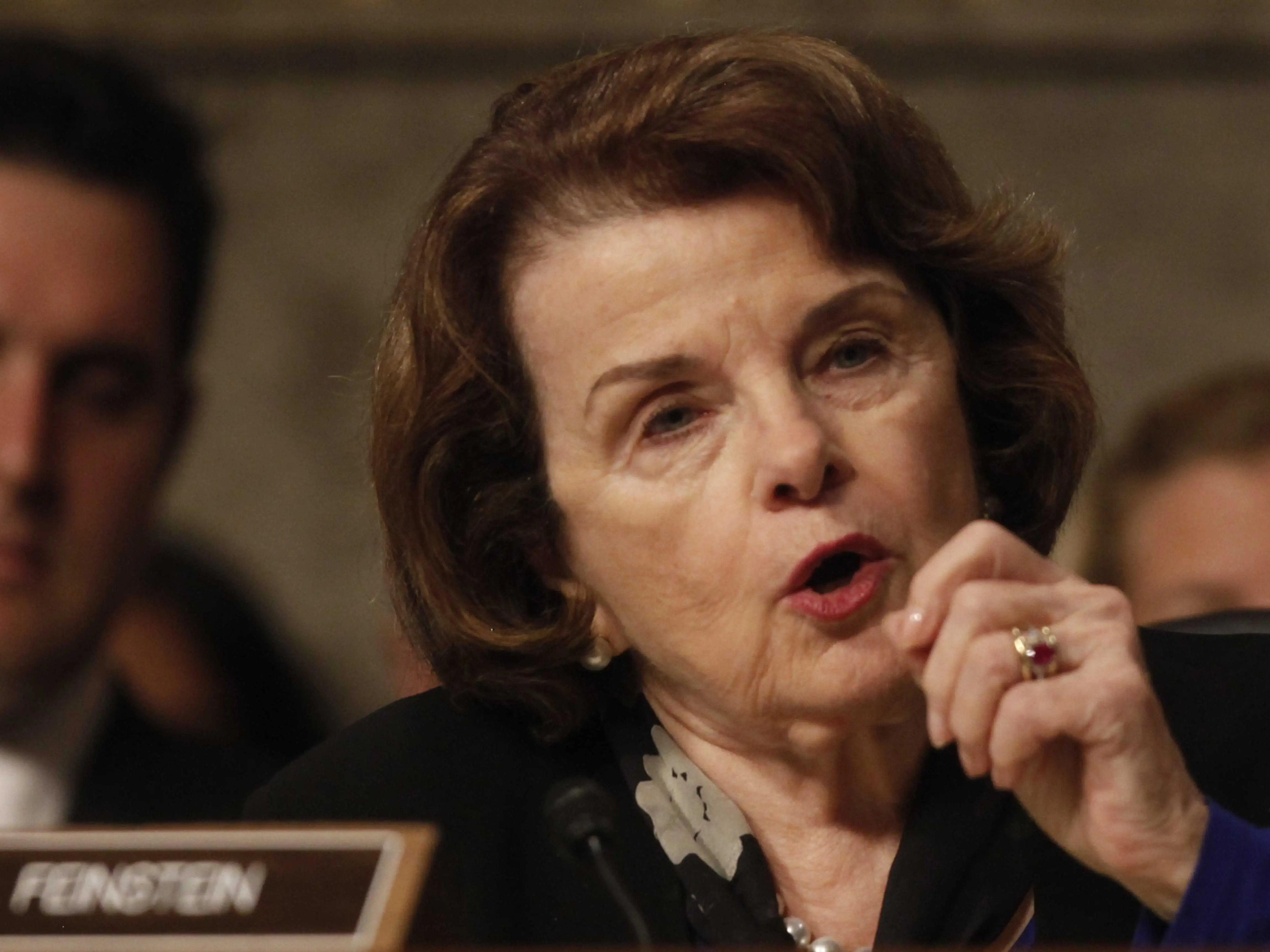Dianne Feinstein CIA May Have Violated Constitution