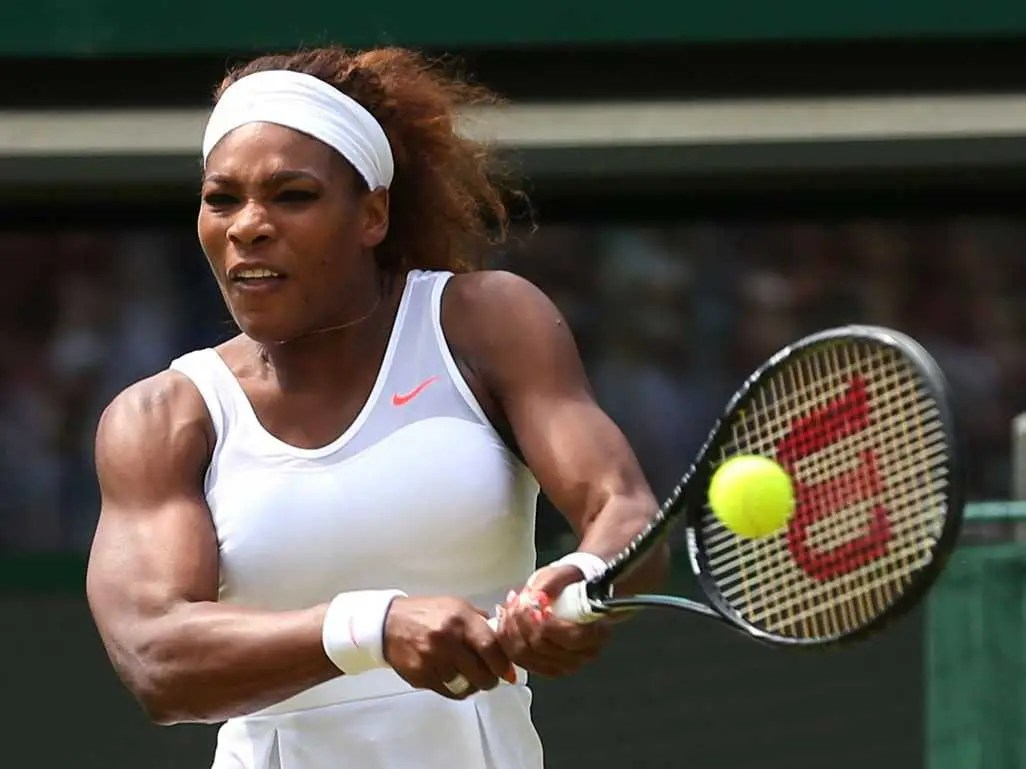 #9 Serena Williams