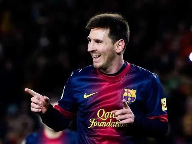 AGE 26: Lionel Messi