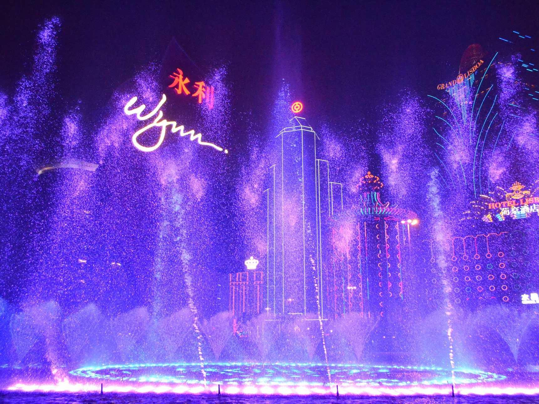 12) Wynn Resorts