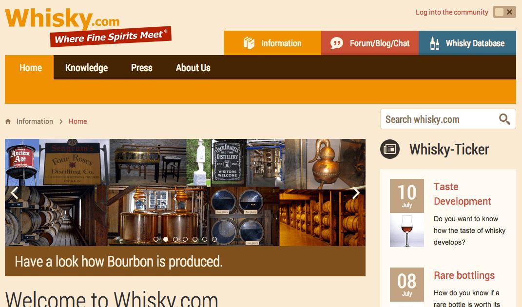 Whisky.com — $3,100,000