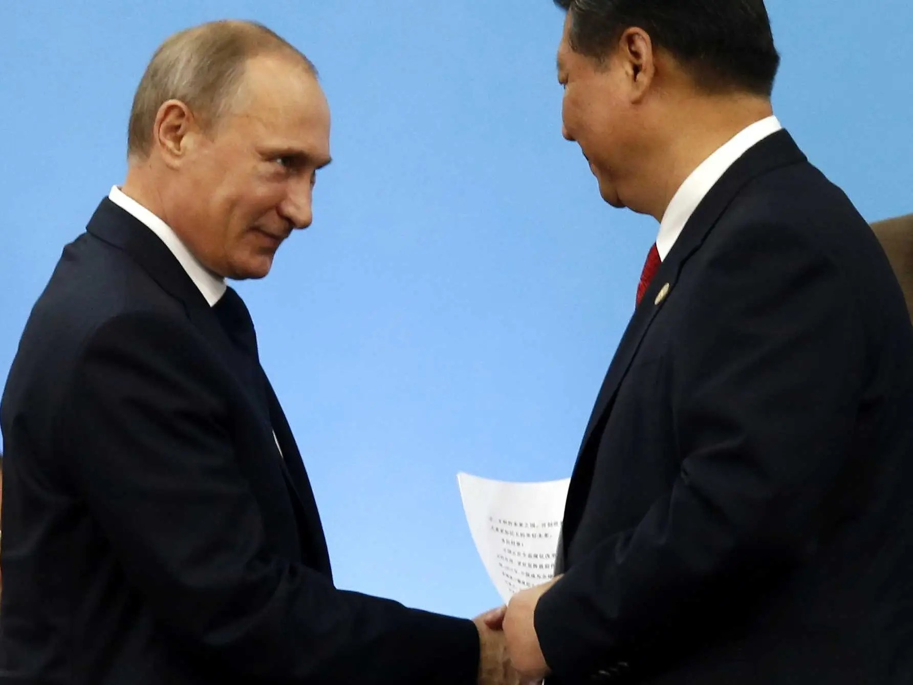 china russia vladimir putin xi jingping