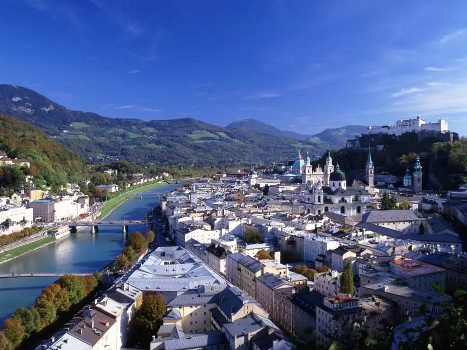 11. Salzburg, Austria