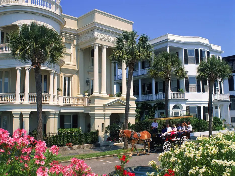 4. Charleston, South Carolina, USA
