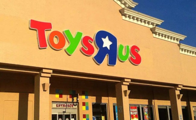 Toys R Us Bankruptcy Is A Warning For Kohl S Amazon Deal