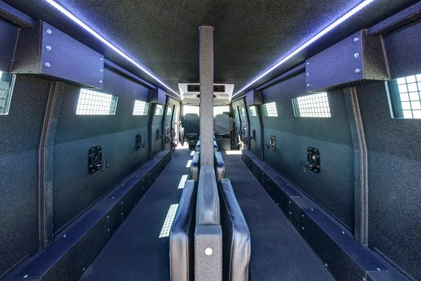 Mercedes-benz G63 Amg Armored Limo Inkas - Business Insider