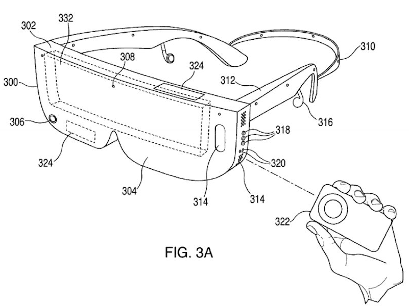 Apple awarded patent for virtual reality headset — RT USA News