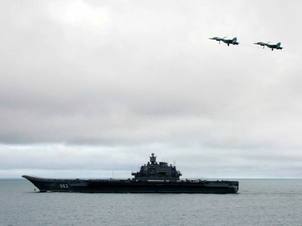 How Russia plans to imitate US naval power with its