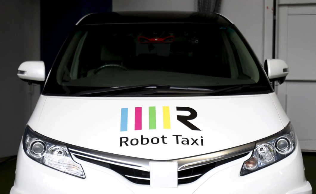 Driverless taxis could shuttle tourists around.