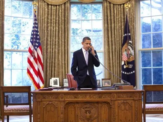 The White House requests standing desks  Business Insider