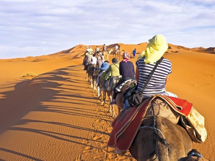 melhores lugares para viajar no mundo - marrocos