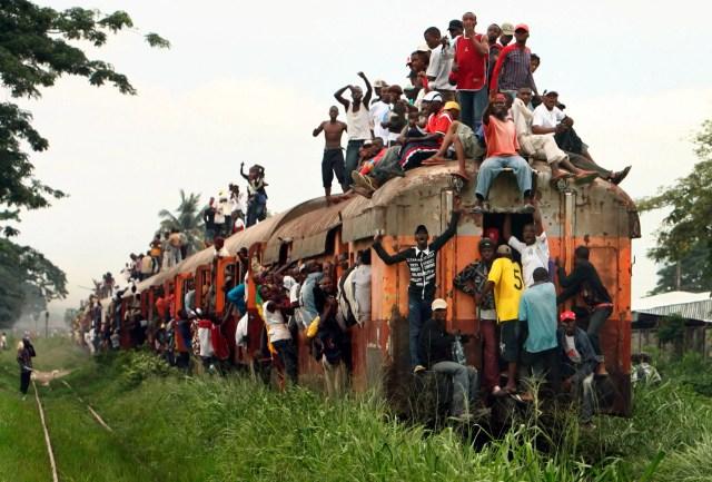 20. Democratic Republic of the Congo