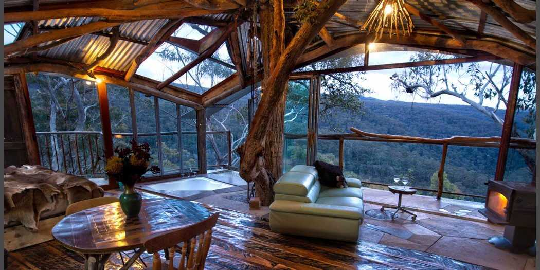 This Is The Worlds Coolest Treehouse Business Insider