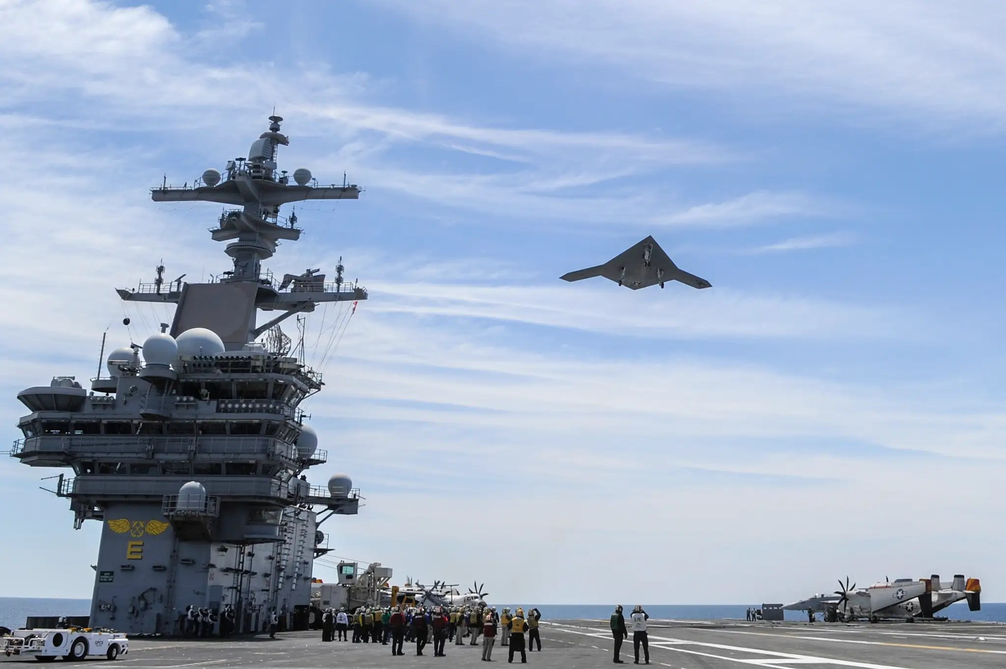 19 Photos Proving The Us S Aircraft Carriers Are The