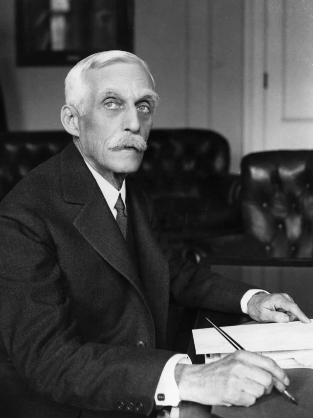 Andrew Mellon built huge enterprises in aluminum and coke, and later served as US Treasury secretary.