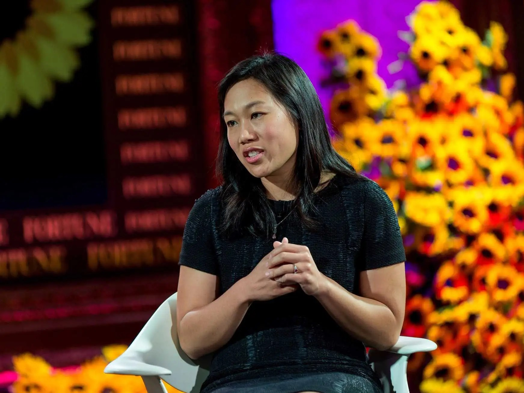 Priscilla Chan Fortune Most Powerful Women Summit