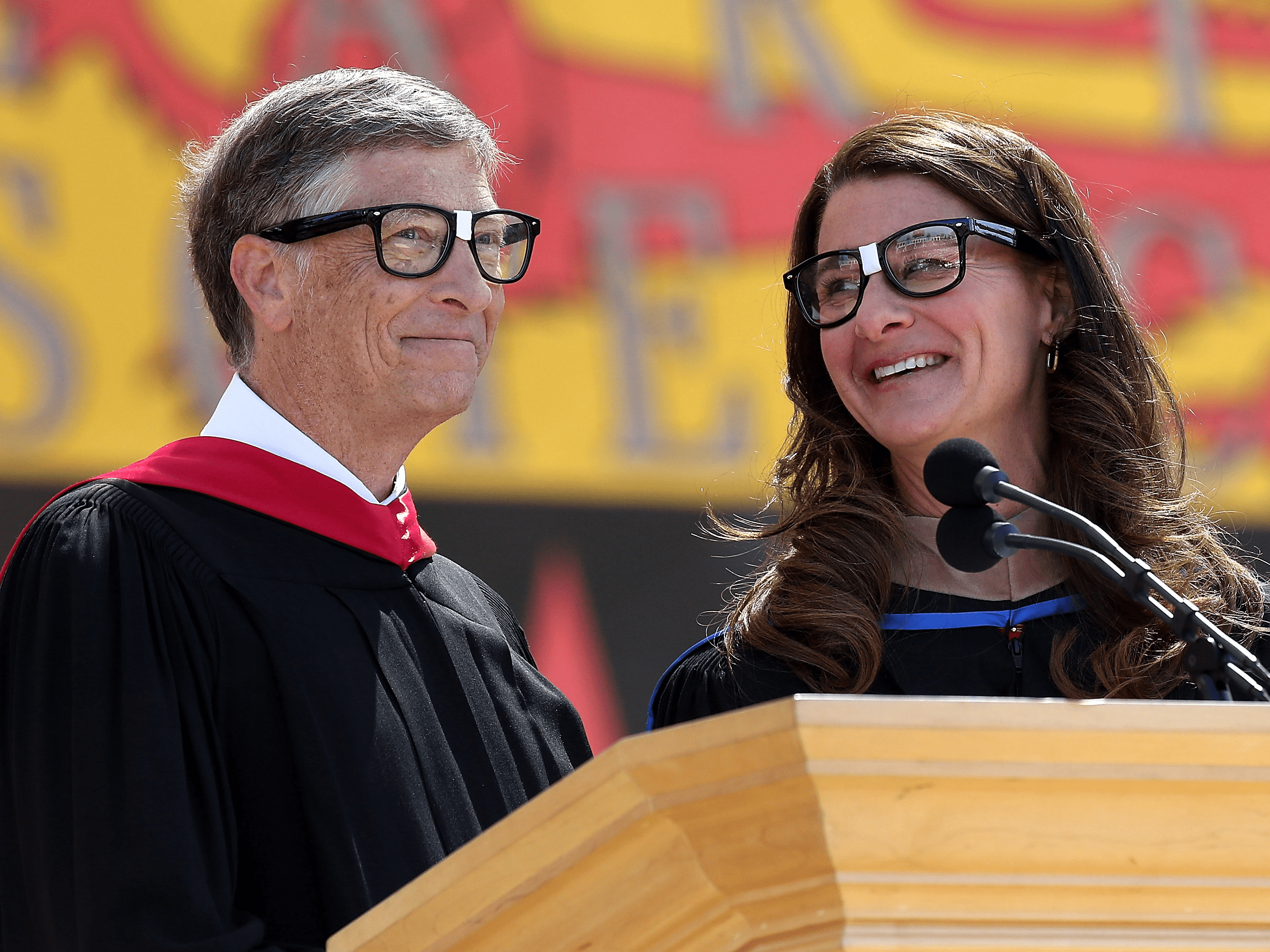 In 2010, Buffett and Bill Gates created the Giving Pledge.