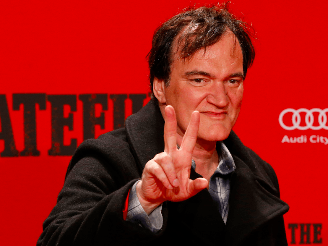 Quentin Tarantino — 'How I Met Your Mother'