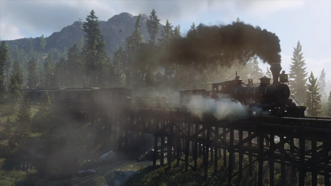 major centerpieces of the era like cross country railroads directly play in to red dead redemption 2 - جديد لعبة Red Dead Redemption II 2018