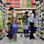 Shopping At Walmart In China Pictures Details Business