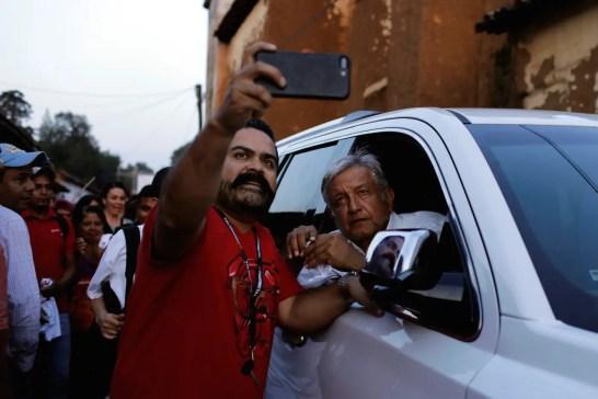 Mexico Andres Manuel Lopez Obrador election Michoacan