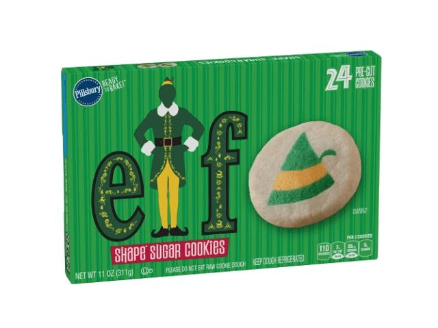 elf sugar cookies