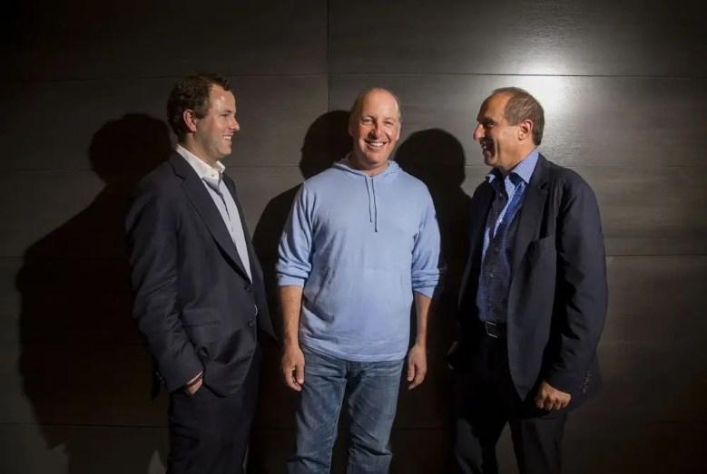 Steven Schonfeld, Ryan Tolkin, Andrew Fishman