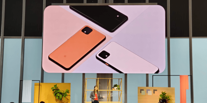 Google simply introduced its new flagship telephone, the $799 Pixel 4 (GOOG, GOOGL)