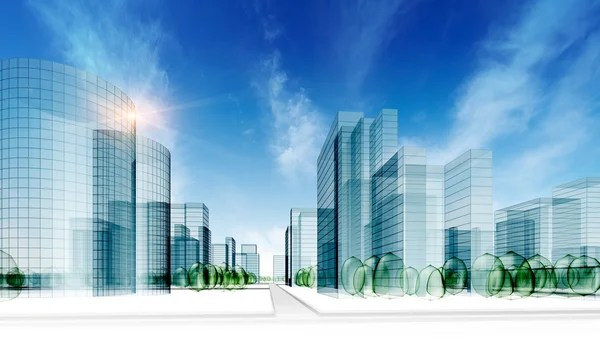 commercial real estate stock