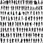 Sport silhouette — Stock Vector © Darkves #5850888