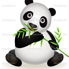 Cat Paw Diagram Dell Inspiron 530 Motherboard Cartoon Panda Bears Eating Bamboo