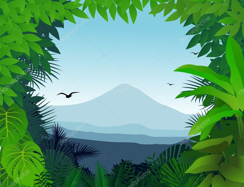 Áˆ Rainforest Drawing Stock Pictures Royalty Free Amazon Rainforest Images Download On Depositphotos