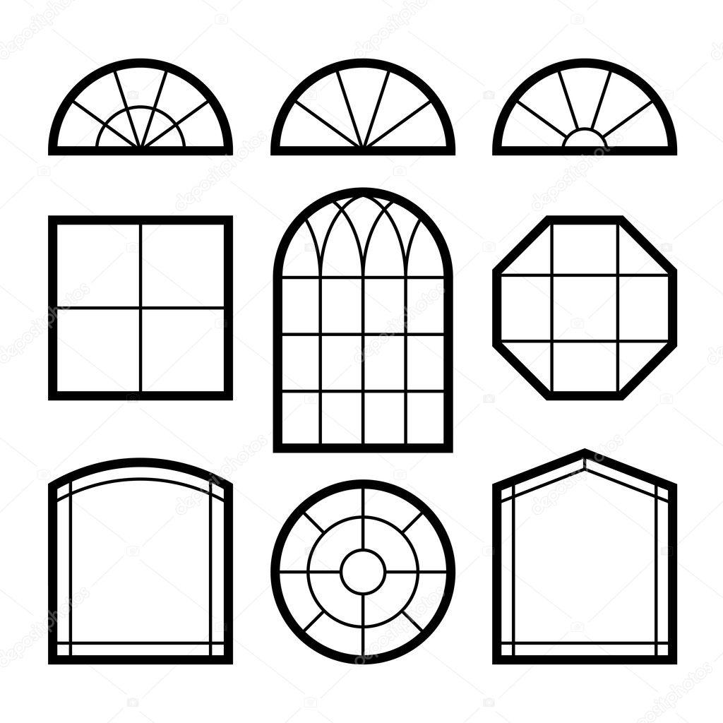 Windows Silhouettes